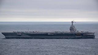 USS Gerald R. Ford (CVN 78) - First In Class