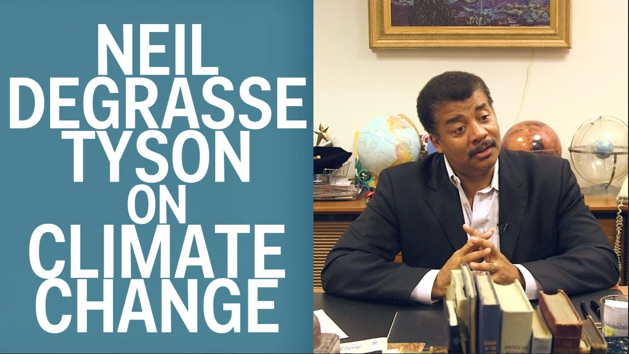 Download Neil deGrasse Tyson On Climate Change