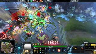 Dota2 New Bloom Festival New Years Beast as Warlock! Rank B