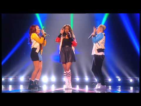Stooshe - Slip Live at The Voice Week 5!
