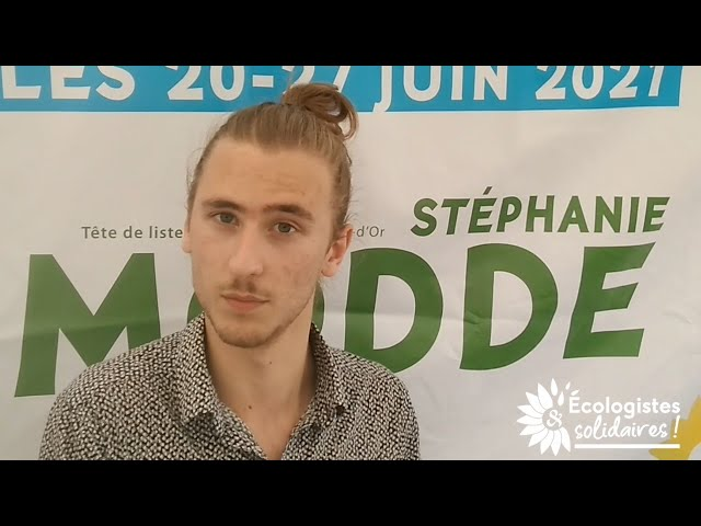 Ewan Millotte - 3e de liste - Territoire-de-Belfort