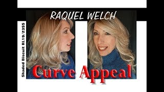 Video Raquel Welch Curve Appeal Wig Review in Color Shaded Biscuit RL19/23SS download MP3, 3GP, MP4, WEBM, AVI, FLV Juni 2018