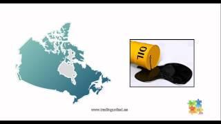 Curso de Forex - 90 de 99 - Divisas de Commodities. El Dolar canadiense (CAD) y el Petroleo