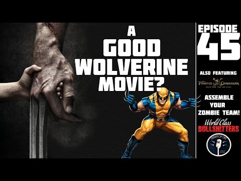 Logan: Wolverine 3, Pirates 5, Zombie Teams and a TON of Pop Culture News - WCBs45