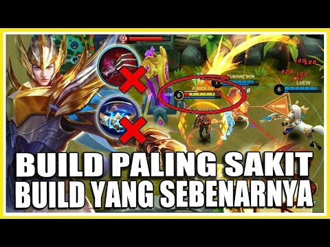 TERBARU BUILD ZILONG PALING KUAT BUILD TOP GLOBAL -  MOBILE LEGENDS INDONESIA