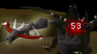 new dragon hunter crossbow on kbd
