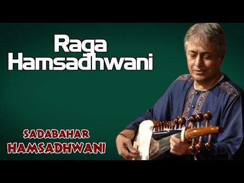 Raga Hamsadhwani| Ustad Amjad Ali Khan(Album: Sadabahar Hamsadhwani)