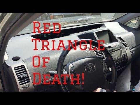 Toyota Prius Fix For Codes P0ac0 P0a1f P0a7f P0afa