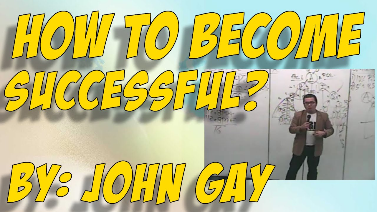 being successful in the gay