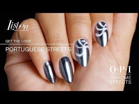 GelColor Nail Art Tutorial: