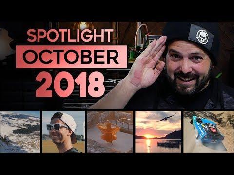 Community Spotlight! October 2018