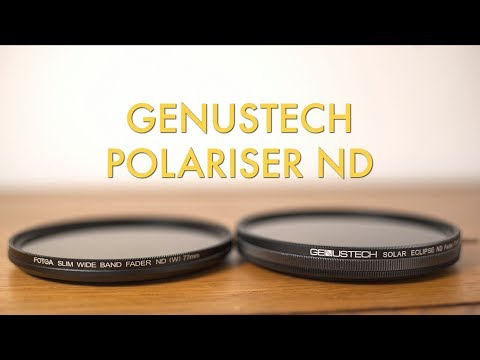 Genustech Polarizer ND Opinion - VS Super Cheap ND Filter