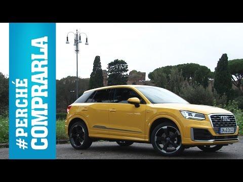 Audi Q2, perché comprarla... e perché no
