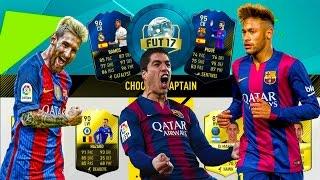 FIFA 17 FUT DRAFT - Respect Barcelona !!!