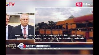 Australia Siap Bantu Korban Gempa-Tsunami Palu - BIM 01/10