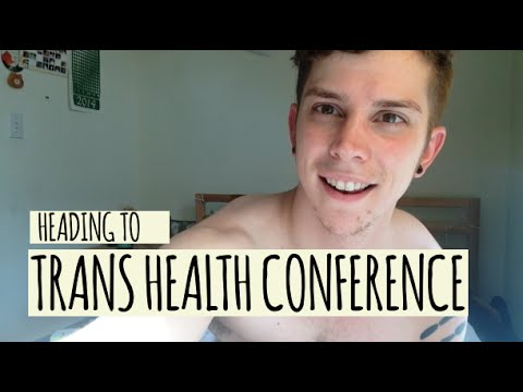 Heading to the Philadelphia Transgender Health Conference!