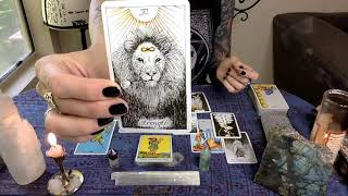 AQUARIUS 🗡 You Walked Away & You're Bottled Up! Leave Them Behind  🗡 April 2019 Weekly Love Tarot