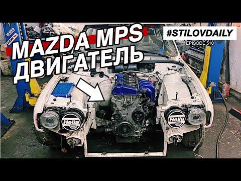 ПРИМЕРКА MAZDA MPS МОТОРА в BMW E30. VQ30DET - БЮДЖЕТНЫЙ СВАП. СОБРАЛСЯ В СОЧИ!