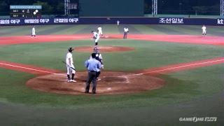 [2018-07-18 19:30] 강릉고 VS 경남고