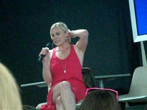 Katee Sackhoff at Supanova 2011, Brisbane