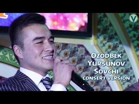 Ozodbek Yursunov - Sovchi   Озодбек Юрсунов - Совчи (consert version) 2017