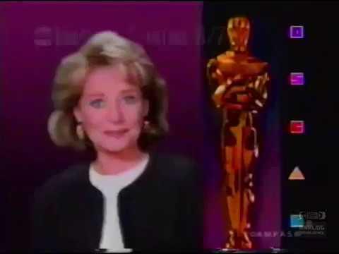 Barbara Walters Oscar Special  1991  TMNT