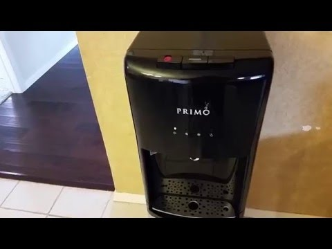 How to Fix a Slow Flowing Primo Water Dispenser in Less than a Minute