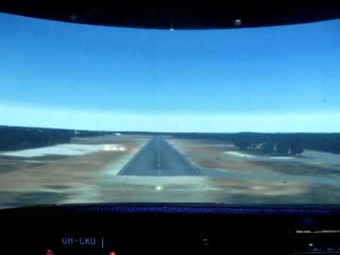 Landing to EFTP