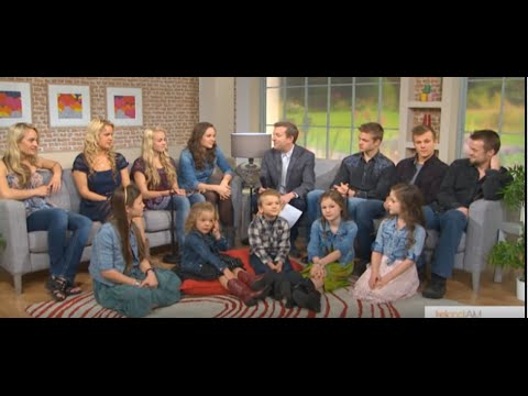 The Willis Clan | Ireland AM Interview