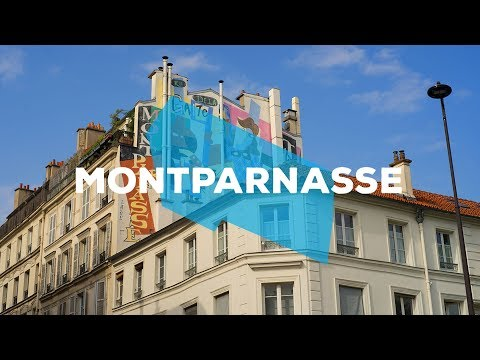 Meet My Hood - Montparnasse, Paris
