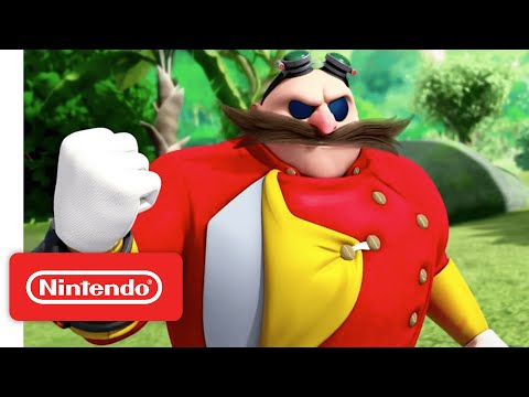 Sonic Boom: Fire & Ice - Nintendo 3DS Trailer