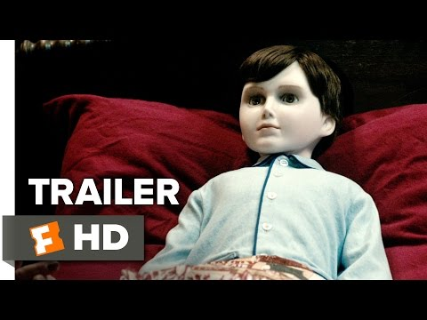 Thumbnail: The Boy Official Trailer #1 (2016) - Lauren Cohan Horror Movie HD