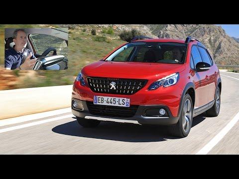 2016 Peugeot 2008 restylé [ESSAI VIDEO] : Fais moi mâle (nouveautés, avis, prix, fiche technique)