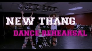 Redfoo - New Thang (Dance Rehearsal)