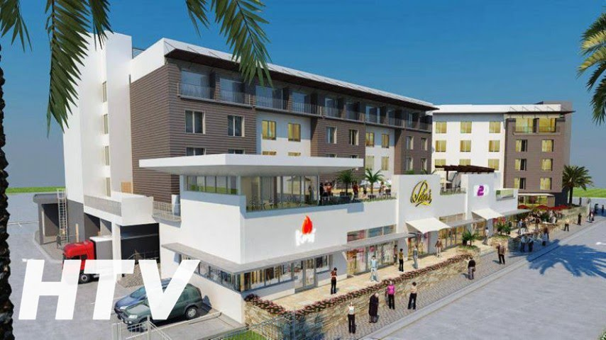 Hotel Courtyard By Marriott Kingston Jamaica