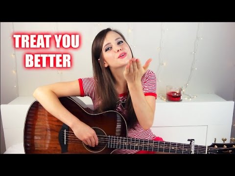 "Treat You Better - Shawn Mendes ""Girl Version"" (Tiffany Alvord Cover)"