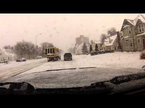 Hero3 Test Snow Storm Madison SD