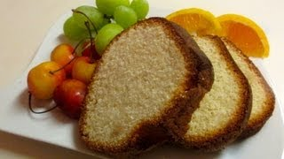 I Heart Recipes - Old Fashioned Buttermilk Pound Cake Recipe