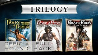 Prince of Persia Trilogy - Discover the Royal Chambers (Track 05) Resimi