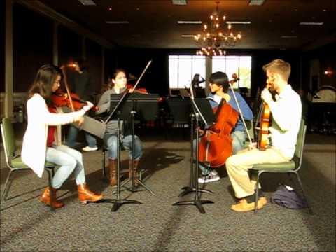 [transcribed] Haydn's String Quartet in C Major