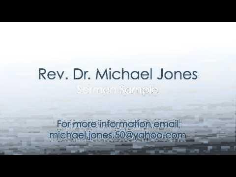 Rev  Dr  Michael Jones