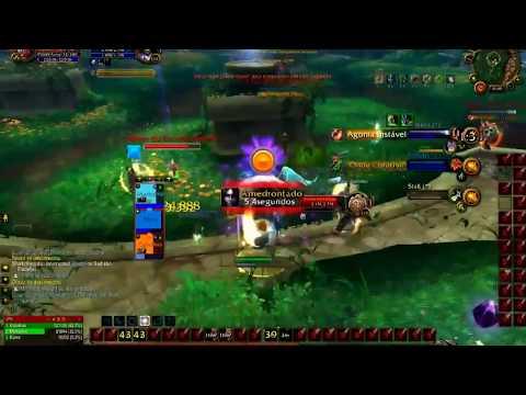 Balance Druid Arena 3s 1800+ [WoW Legion]