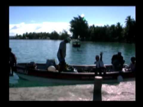 The Tuamotus and the atoll of Ahe