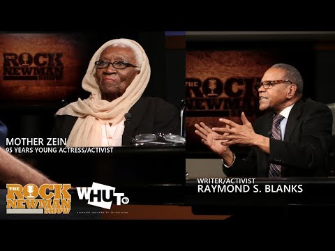Mother Zein & Raymond Blanks on The Rock Newman Show