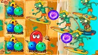 Игра Растения Против Зомби 2 смотреть прохождение от Flavios (Plants vs zombies) #41