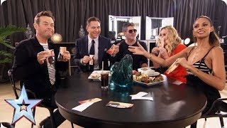 UNBELIEVABLE! Stephen Mulhern works his magic on the Judges | Auditions | BGMT 2019