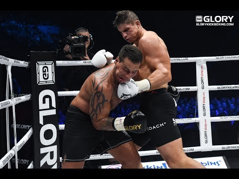 GLORY 59: Rico Verhoeven vs. Guto Inocente (Heavyweight Titl