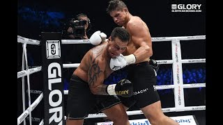 Glory 59: Rico Verhoeven Vs. Guto Inocente Heavyweight Title Bout - Full Fight
