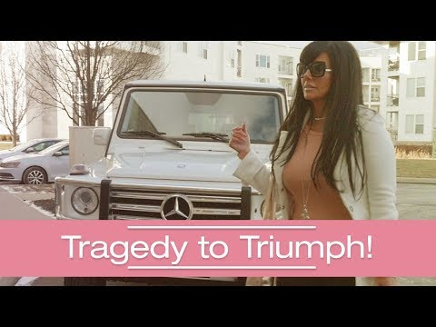Tragedy to Triumph…Watch how this Female Founder went from Broke & in Debt to Multi-Millionaire!
