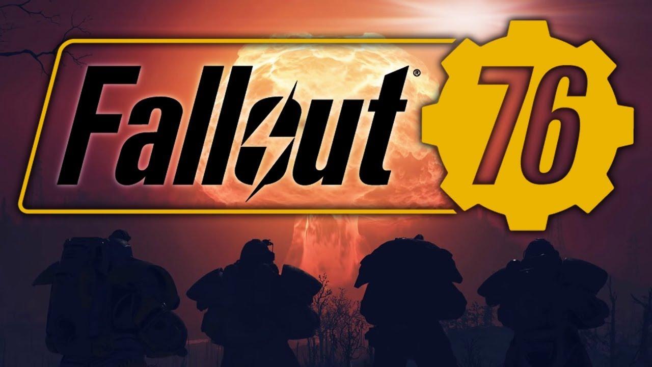 Fallout 76 Komplette Karte.Fallout 76 Vollständige Karte Aufgedeckt Main Theme Zahlreiche